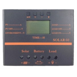 Controller/regulator solar SOLAR-80