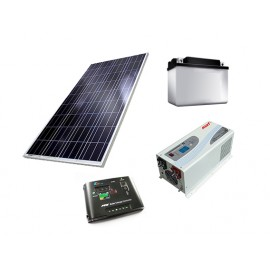 Sistem Fotovoltaic Off-Grid 40W