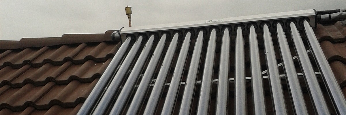 Panouri Solare Presurizate Separate